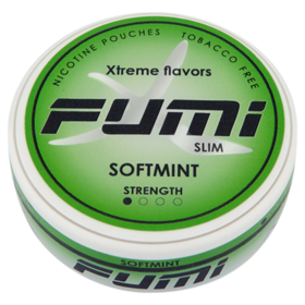 Fumi Softmint Slim Normal Nikotinbeutel