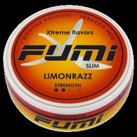 Fumi Limonrazz Slim Stark Nikotinbeutel