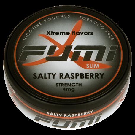 Fumi Salty Raspberry Slim Normal Nikotinbeutel
