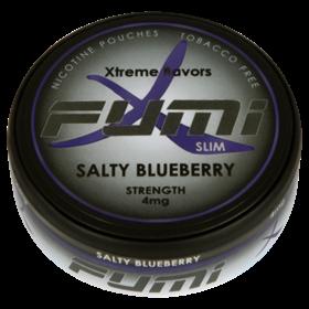 Fumi Salty Blueberry Slim Normal Nikotinbeutel