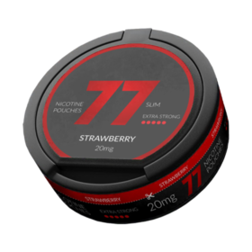 77 Strawberry Slim Extra Stark