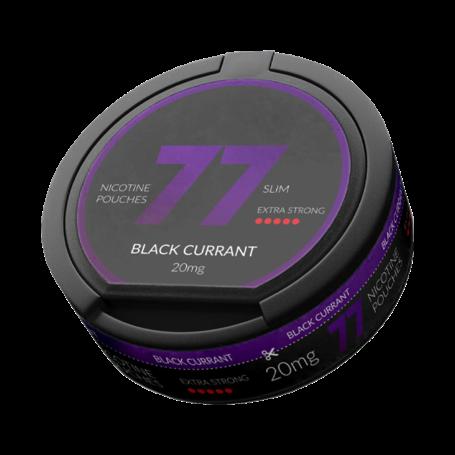 77 Black Currant Slim Extra Stark
