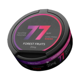 77 Forest Fruits Slim Extra Stark