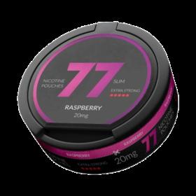77 Raspberry Slim Extra Stark