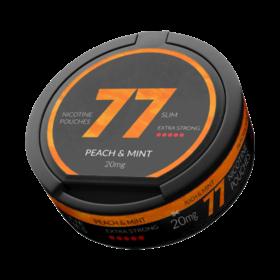 77 Peach & Mint Slim Extra Stark