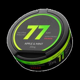 77 Apple Mint Slim Extra Stark