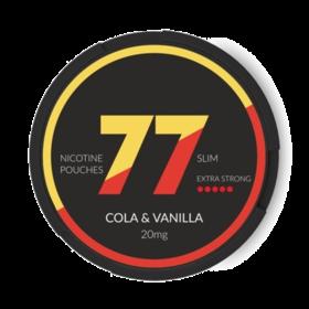 77 Cola & Vanilla Slim Extra Stark