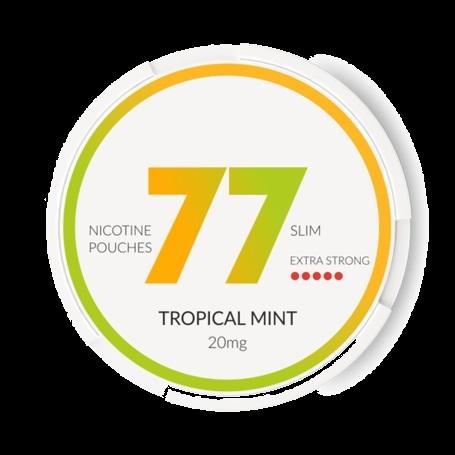 77 Tropical Mint Slim Extra Stark