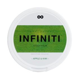 Infiniti Apple-Kiwi Slim Extra Stark