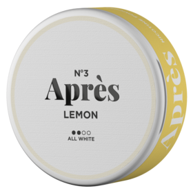 No.3 Apres Lemon Slim Normal