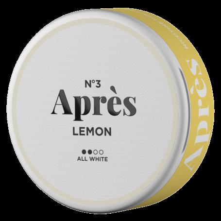 No.3 Aprés Lemon Slim Normal
