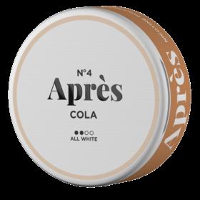 No.4 Apres Cola Slim Normal