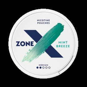 zoneX Mint Breeze Slim Normal