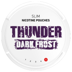 Thunder Dark Frost Slim Extra Stark