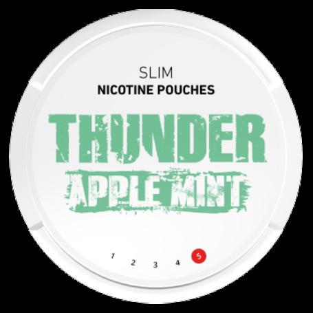 Thunder Apple Mint Slim Extra Stark