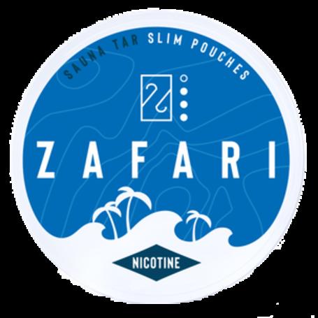 Zafari Sauna Tar 6mg Normal