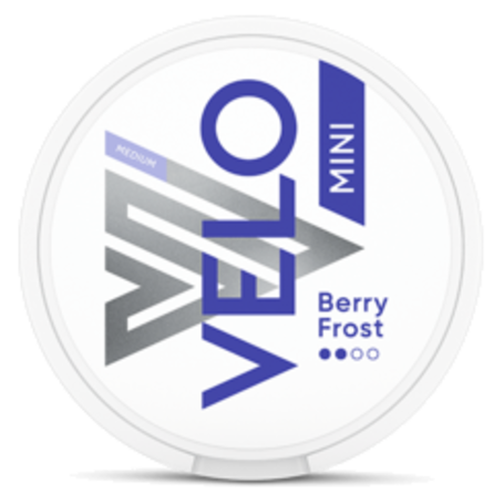 Velo Berry Frost 6mg Mini Normal