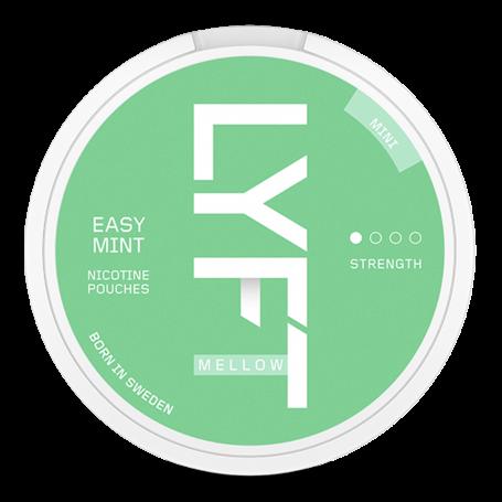 Lyft Easy Mint Mini Light Nikotin Pouches