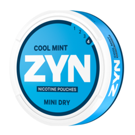 Zyn Cool Mint Mini Normal