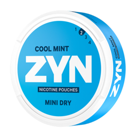 Zyn Cool Mint Mini Light