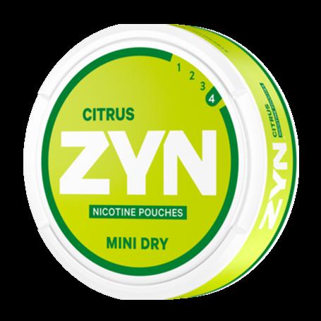 Zyn Citrus Mini Normal