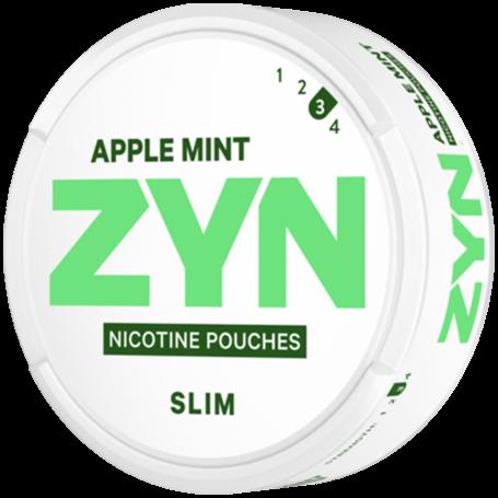 Zyn Apple Mint Slim Strong