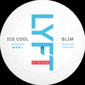 Lyft Ice Cool Mint Slim Strong