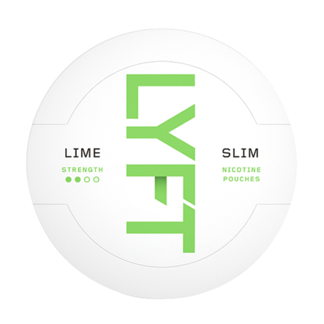 Lyft Lime Slim Normal