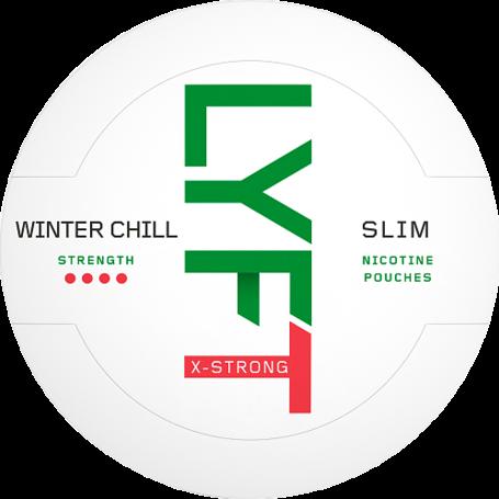 Lyft Winter Chill Slim Extra Strong