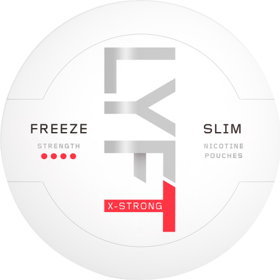 Lyft Freeze Slim Extra Strong