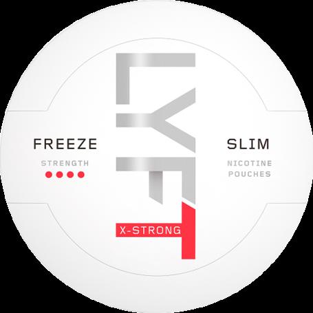 Lyft Freeze Slim Extra Strong
