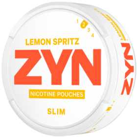 Zyn Lemon Spritz Slim Normal