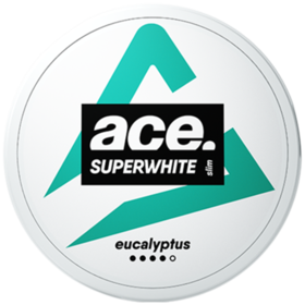 Ace Superwhite Eucalyptus Slim Strong