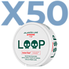 LOOP Jalapeno Lime Slim Strong Valuepack - 50 Cans