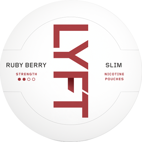 Lyft Ruby Berry Slim Normal