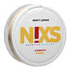 N!xs Minty Lemon All White Nicotine Pouches