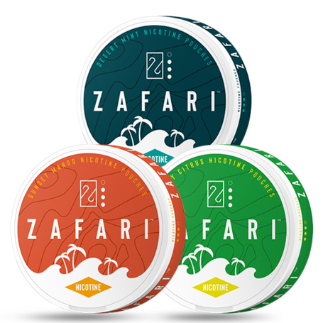 Zafari Mixpack