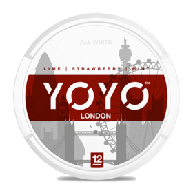 YOYO London Slim Normal Nicotine Pouches