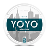 YOYO New York Slim Strong Nicotine Pouches