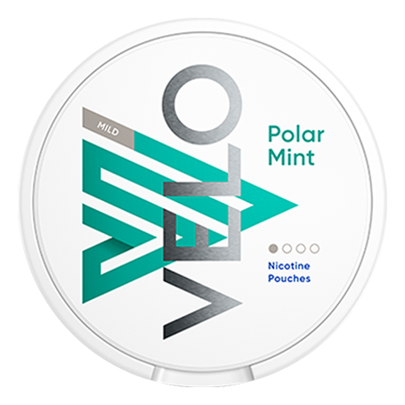 Velo Polar Mint Slim Light