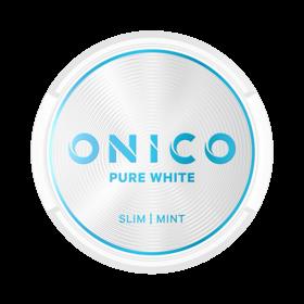 Onico Pure White Slim Nicotine Free Pouches