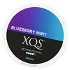 XQS Blueberry Mint Slim Extra Strong Nicotine Pouches
