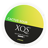 XQS Cactus Sour Slim Strong Nicotine Pouches