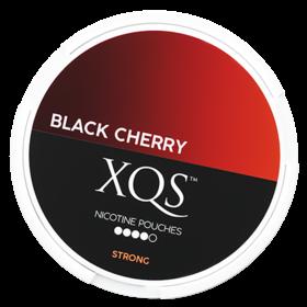 XQS Black Cherry Slim Strong Nicotine Pouches