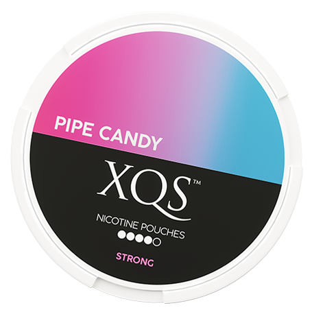 XQS Pipe Candy Slim Strong Nicotine Pouches