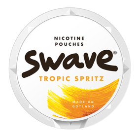 Swave Tropic Spritz Slim Strong Nicotine Pouches