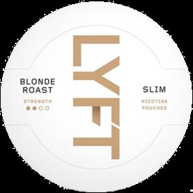 Lyft Blonde Roast Slim Normal Nicotine Pouches