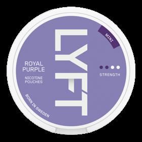 Lyft Royal Purple Mini Normal