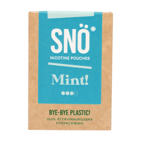 SNÖ Mint Mini Strong Nicotine Pouches
