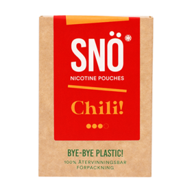 SNÖ Chili Mini Strong Nicotine Pouches